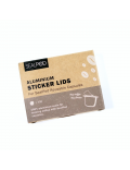 Espresso Sticker Lids 400 τεμάχια