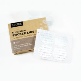 Espresso Sticker Lids συσκευασία με 400 τεμάχια