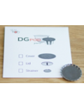 Stainless Steel Strainer (DGPod Spare Part)