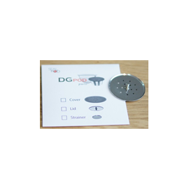 Stainless Steel Lid (DGPod Spare Part)