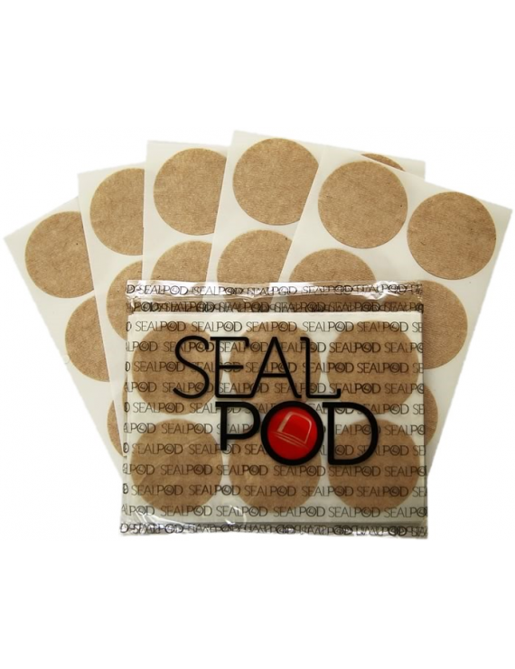 SealPod Filter Sticker Lids