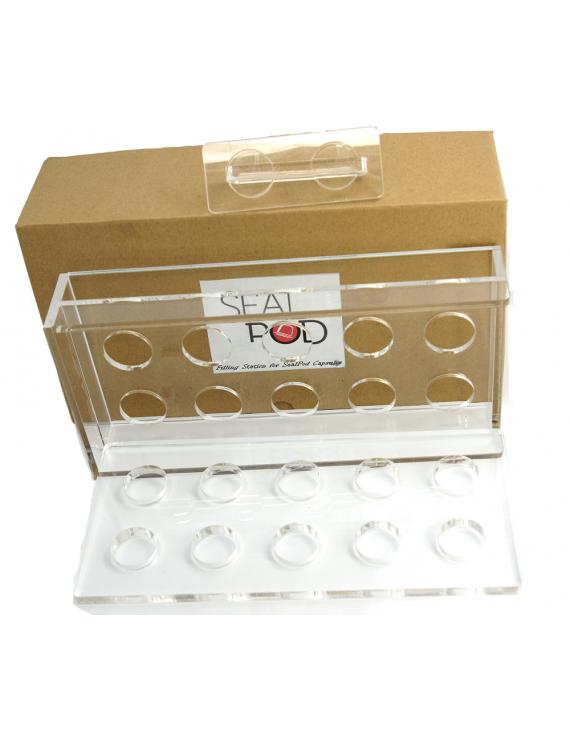 SealPod Filling Station for 10 capsules