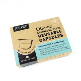 DGPod Standard Pack w/ Paper Filter